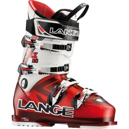 Shop for Lange RX 110 Ski Boot - Men's