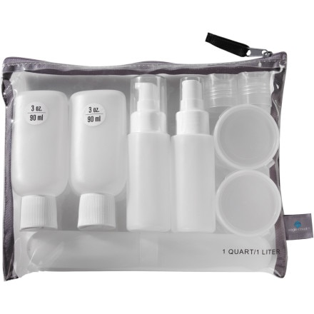 Shop for Eagle Creek Pack-It Custom Travel Bottle Set