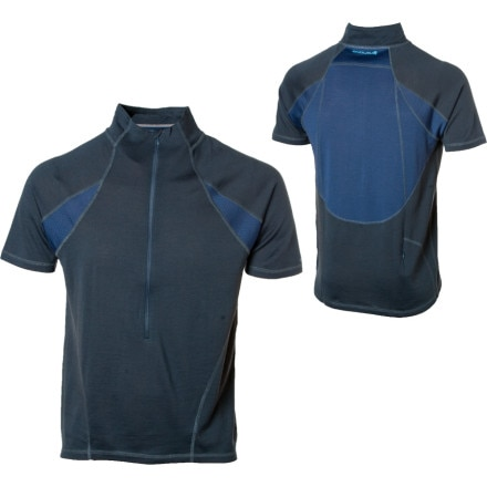 Endura Baa Baa Merino Tech Short Sleeve Jersey