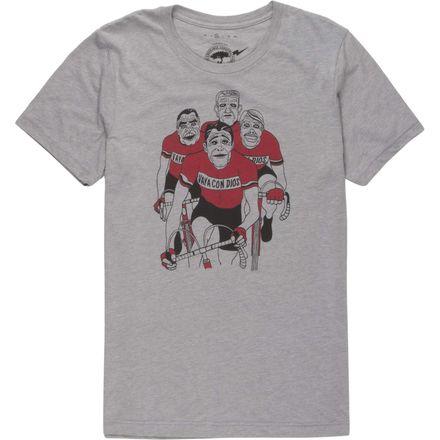 Endurance Conspiracy Ex-Presidents T-Shirt - Short-Sleeve - Men's