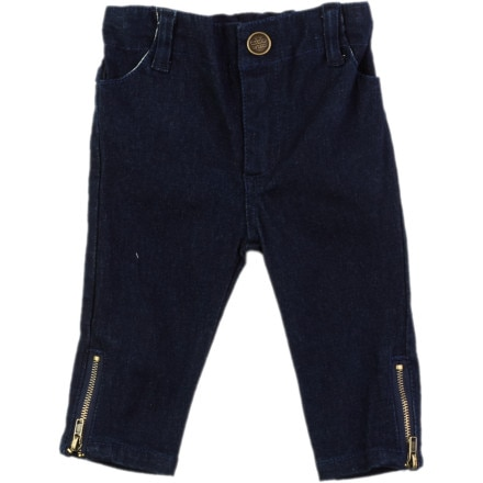 Egg Denim Pants - Infant Girls'