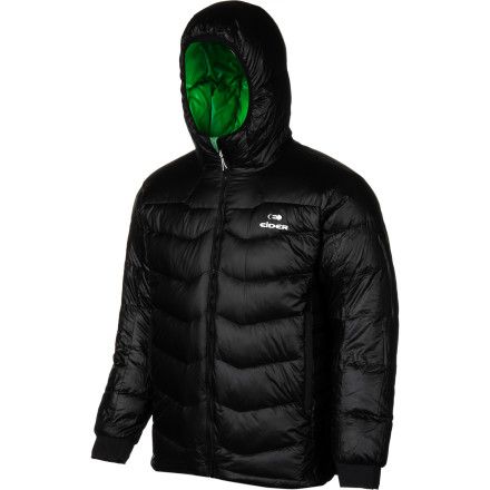 photo: Eider Men's Olan Jacket down insulated jacket