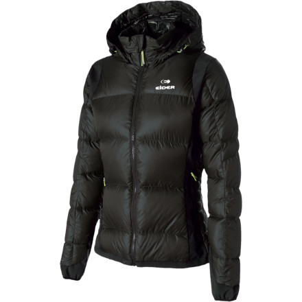 photo: Eider Asmara Jacket down insulated jacket