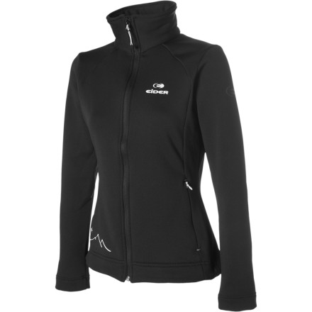 photo: Eider Meale Jacket III long sleeve performance top