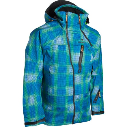 photo: Eider Nendaz Jacket snowsport jacket