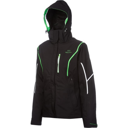 photo: Eider Aspe II Jacket synthetic insulated jacket