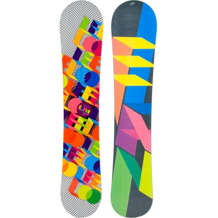 Elan Leeloo snowboard