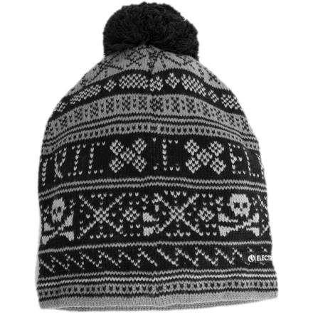 photo: Electric Doom Beanie winter hat
