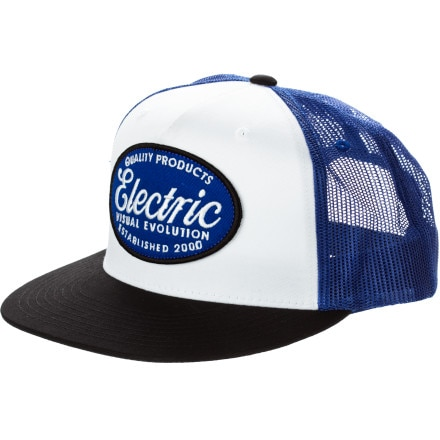 Shop for Electric Custer Trucker Hat