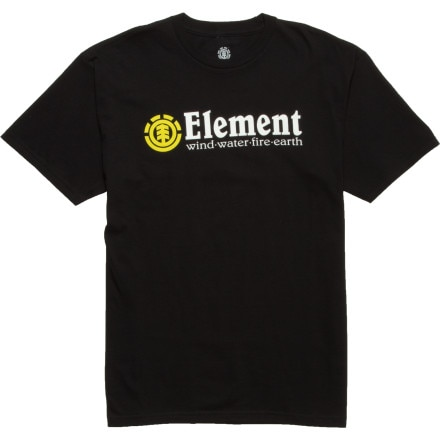 Element Horizontal T-Shirt - Short-Sleeve - Men's