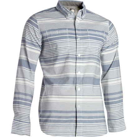 Element Lane Shirt - Long-Sleeve - Men's