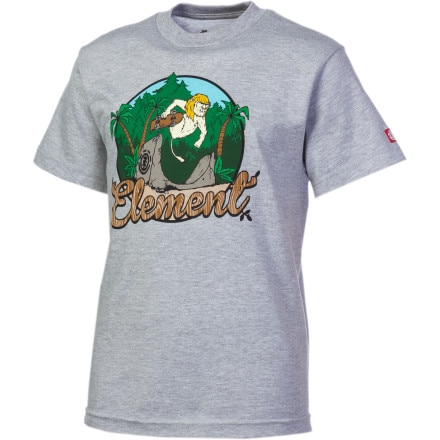 Element Shred T-Shirt - Short-Sleeve - Boys'