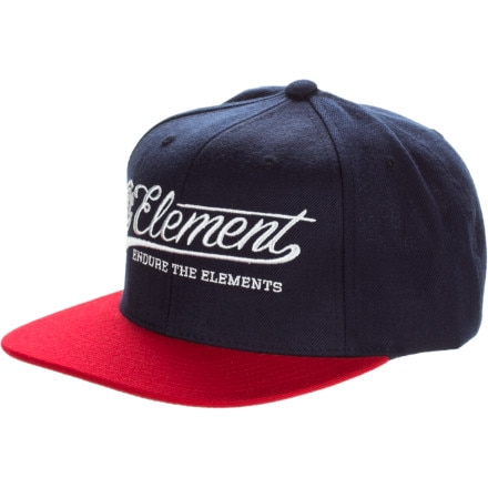 Element All Star Snapback Hat