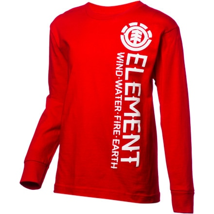 Element Spike T-Shirt - Long-Sleeve - Boys'