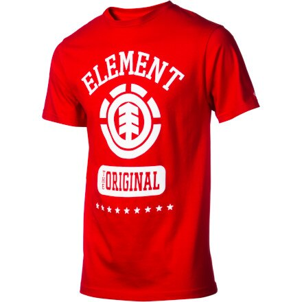 Element Arch T-Shirt - Short-Sleeve - Men's