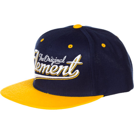 Element Originals Snapback Hat
