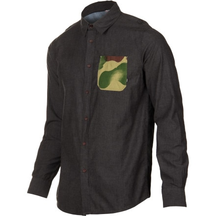 Element Geary Shirt - Long-Sleeve - Men's