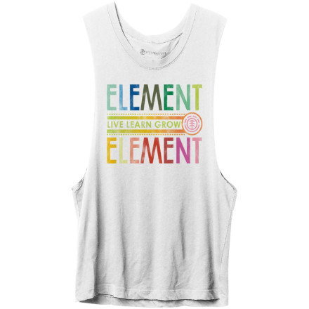 Element Represent Muscle Tank Top - Women's