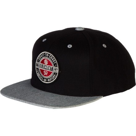 Element Best Coast Snapback Hat