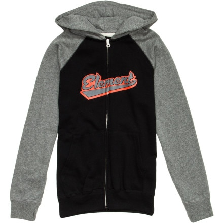 Element Home Run Full-Zip Hoodie - Boys'