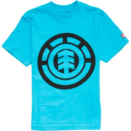 Element Big Tree T-Shirt - Short-Sleeve - Boys'