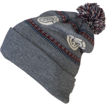 Element Tree Pom Beanie