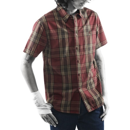 Emerica Hsu Wilbur Shirt - Short-Sleeve - Men's