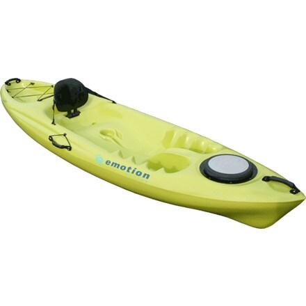 Emotion Kayaks Temptation