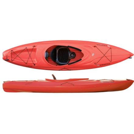 photo: Emotion Kayaks Comet 110 recreational kayak