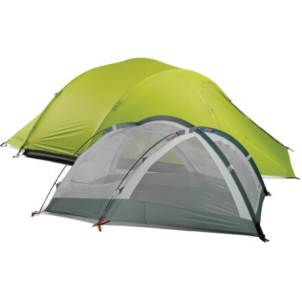 Easton Mountain Products Hat-Trick 3 Tent: 3-Person 3-Season