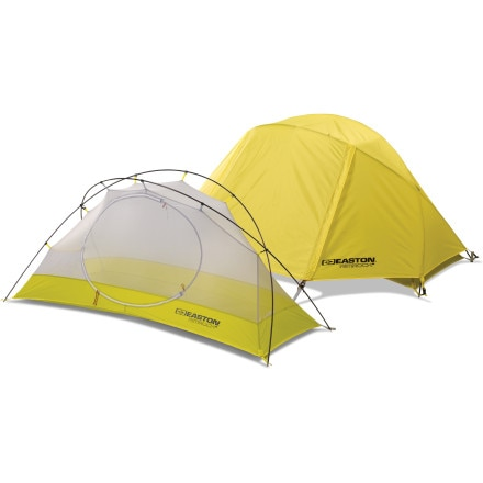 Easton Mountain Products Rimrock 1 Tent: 1-Person 3-Season