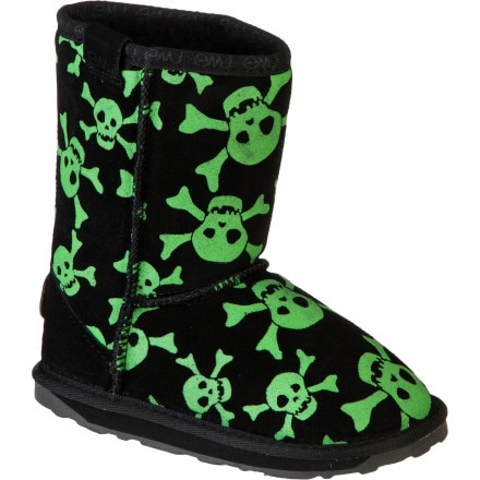 EMU Crossbone Boot - Little Boys'