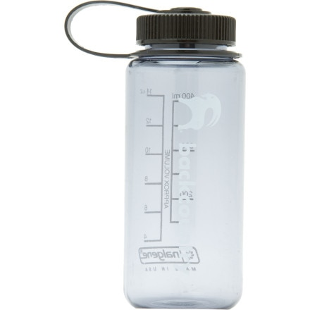 photo: Nalgene 16 oz Wide Mouth Tritan