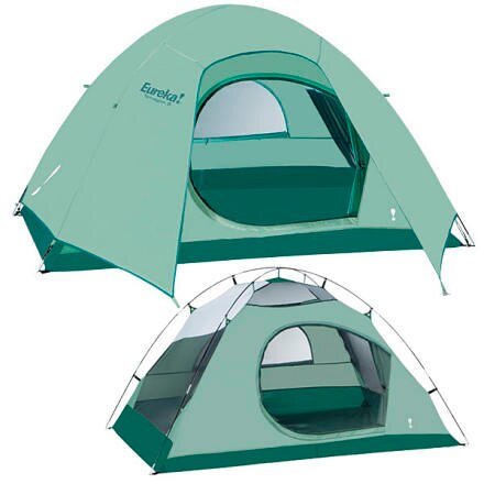 Eureka Tetragon 7 Tent 3-Person 3-Season
