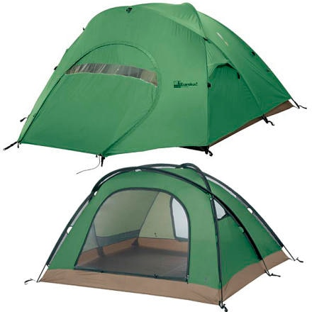 Eureka Assult Outfitter Tent 4-Person 4-Season