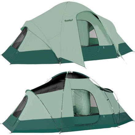 photo: Eureka! Tetragon 1610 three-season tent