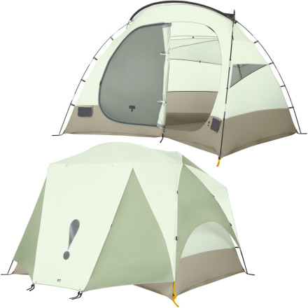Eureka Suite V4 Tent 4-Person 3-Season