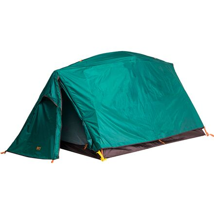 Eureka Timberline SQ 2 2XT Tent: 2-Person 3-Season