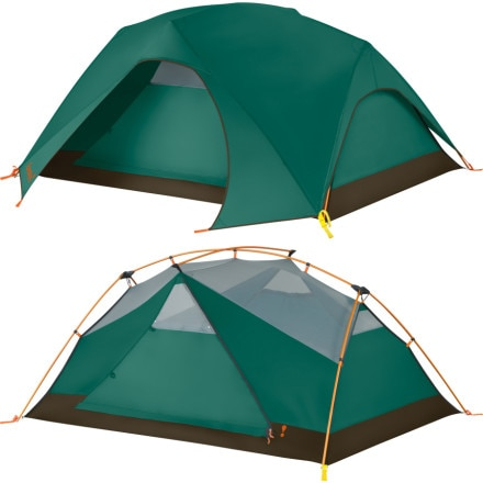 photo: Eureka! Forte SQ 2 three-season tent