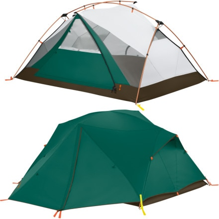 photo: Eureka! Forte SQ 2 XT three-season tent