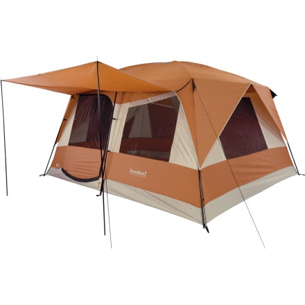 photo: Eureka! Copper Canyon 1512 tent/shelter