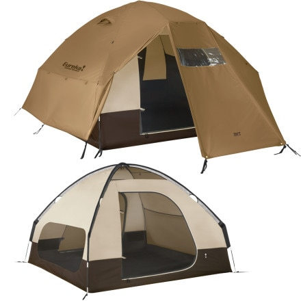 Eureka Grand Manan 9 Tent 4-Person 3 Season