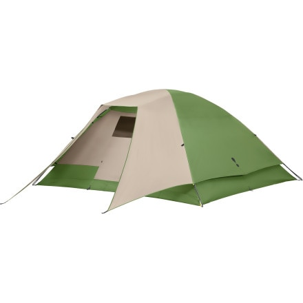 Eureka Tetragon 10 Tent: 10-Person 3-Season