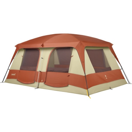 Eureka Copper Canyon 5 Tent with Screen Room: 5-Person 3-Season