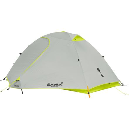 Eureka Midori 2 Tent: 2-Person 3-Season
