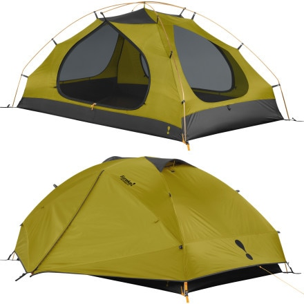Eureka Inntorest 2 Tent: 2-Person 3-Season