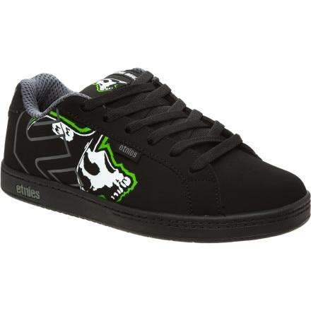 etnies Metal Mulisha Fader Skate Shoe - Boys'