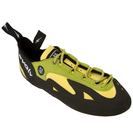photo: evolv Pontas Lace climbing shoe