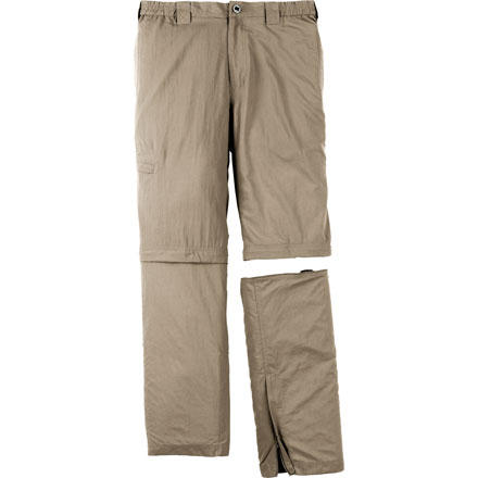 photo: ExOfficio Nomad Convertible Pant hiking pant