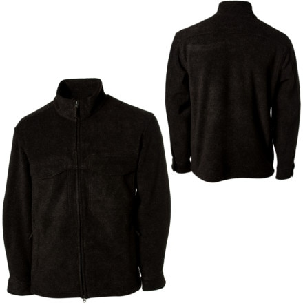 photo: ExOfficio Men's Go-To Jacket fleece jacket